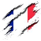 """France """"Tearing a New One"""" by BlackCheetah"""