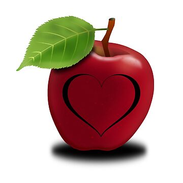 apple heart by Palme-Solutions