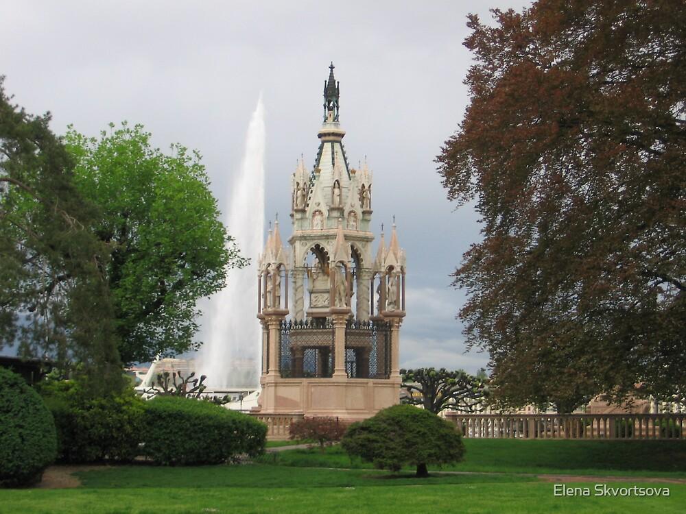 Geneva Brunswick monument by Elena Skvortsova