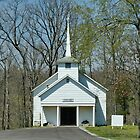 Country Church in Illinois by AnnDixon