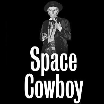 Space Cowboy by kryten4k