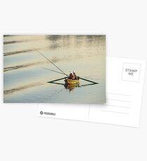 Morning's Catch Postcards
