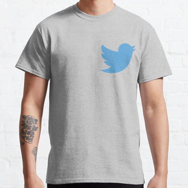 Twitter logo Classic T-Shirt