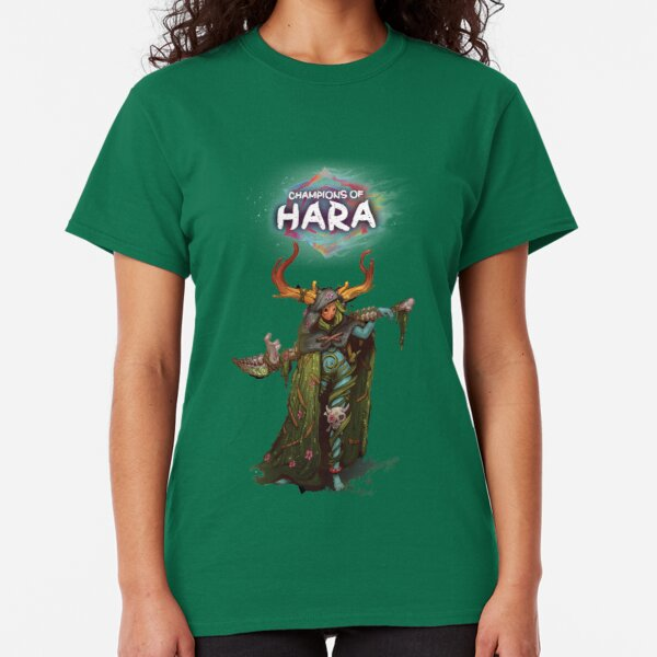 Champions of Hara (Thel) Classic T-Shirt