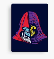 Ancient Hoods of Evil Canvas Print