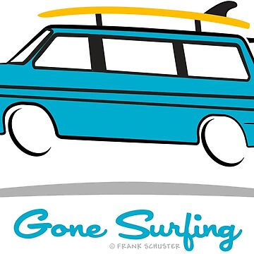 Eurovan Gone Surfing by azoid