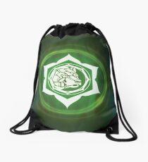 Champions of Hara Kaoru & Kuma Sigil Drawstring Bag