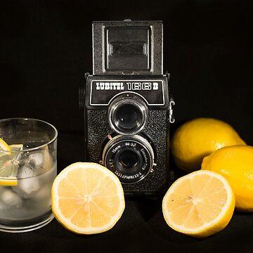Lubitel Lemons  by hawkie