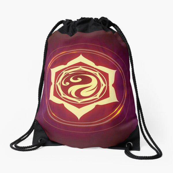 Champions of Hara Soff Sigil Drawstring Bag