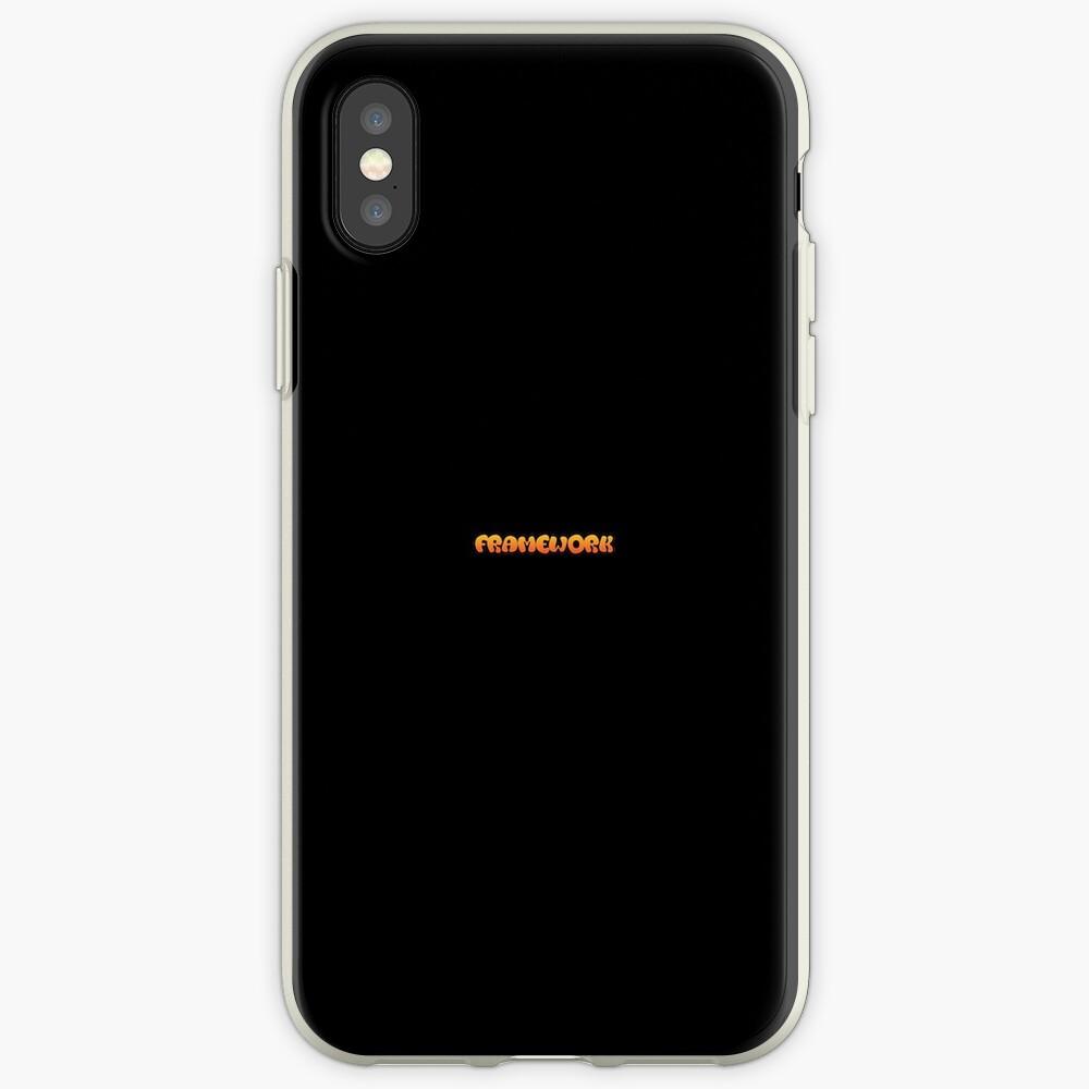 Framework iPhone-Hüllen & Cover