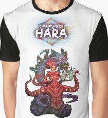 Champions of Hara Ame Graphic T-Shirt