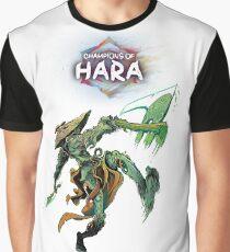 Champions of Hara Enoki Graphic T-Shirt