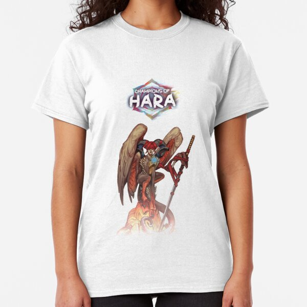 Champions of Hara Ares Classic T-Shirt