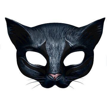 Creepy Cat by kbasandra