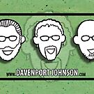 Davenport Johnson Website FACES Mug by Dave-id