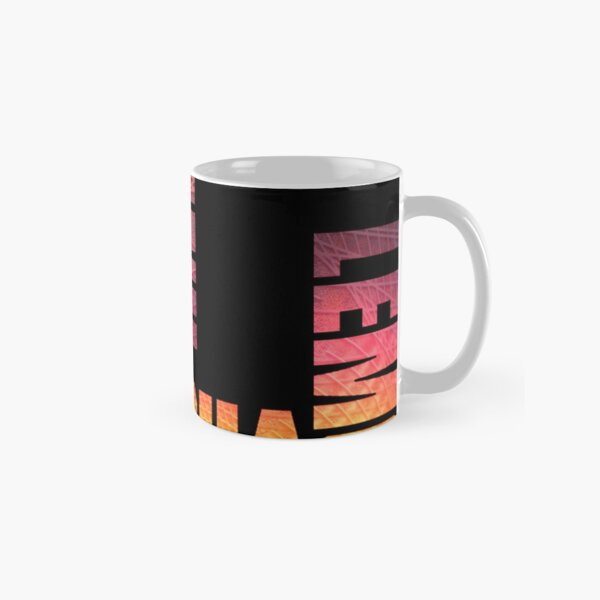 Drink 3 Classic Mug