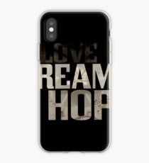 Dream hope iPhone Case