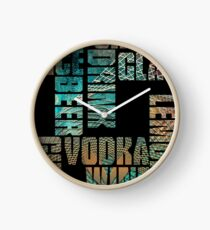 Drinks Clock
