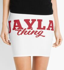 It's a JAYLA Thing You Wouldn't Understand Mini Skirt
