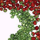 Srawberries by MariaVikerkaar