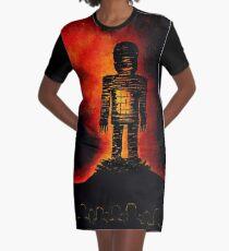 The Wicker Man Graphic T-Shirt Dress