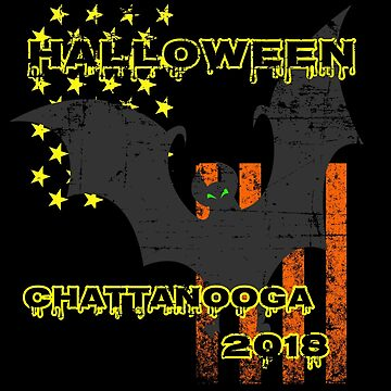 Halloween 2018 Chattanooga Apparel by highparkoutlet