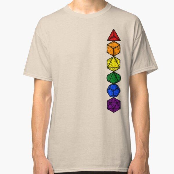 Pride Dice Classic T-Shirt