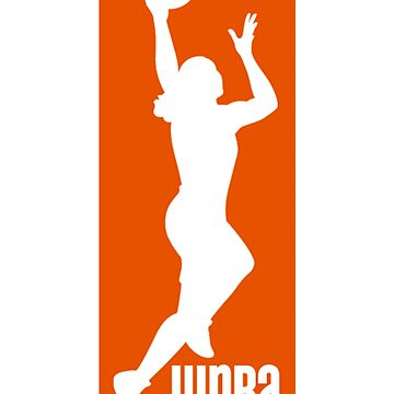 WNBA Basketball Logo T-Shirt by BoringCoShirts