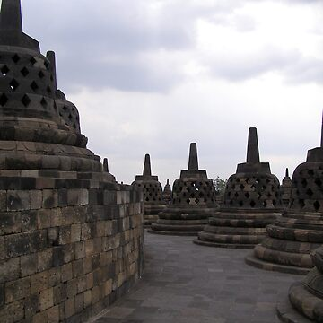Stupas by lcarse
