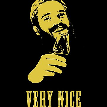 Very Nice - Pewdiepie Whiskey Shirt by -Wasted-Drew-