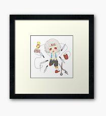 Suzuya Framed Print
