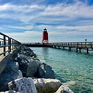 Charlevoix Blues by Megan Noble