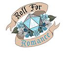 Roll For Romance - Demiboy Pride by Sam Spicer