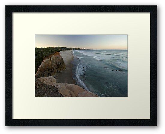 Whiritoa Beach by Michael Treloar