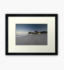 Whiritoa Beach Framed Print