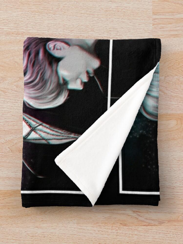 Alternate view of X Throw Blanket