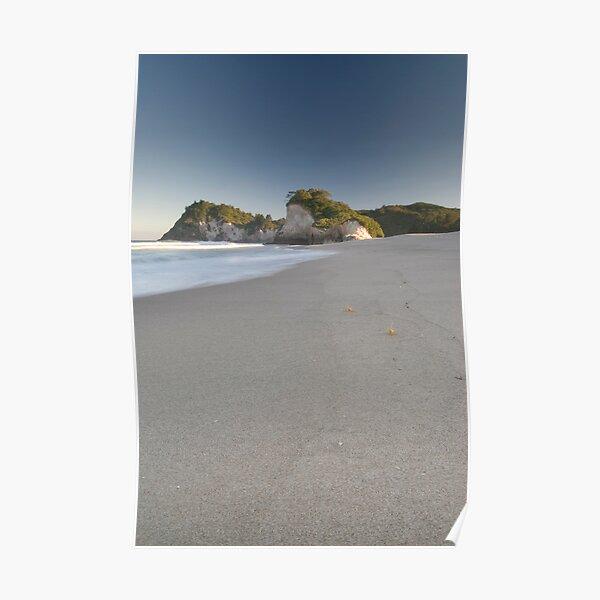 Whiritoa Beach Poster