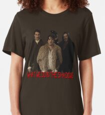 What We Do In The Shadows Slim Fit T-Shirt