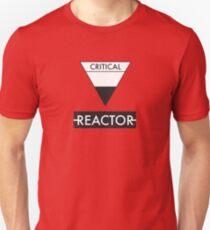The Critical Reactor of Peladon Unisex T-Shirt