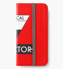 The Critical Reactor of Peladon iPhone Wallet/Case/Skin