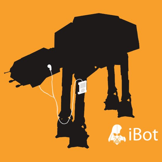 TShirtGifter presents: iBot Imperial