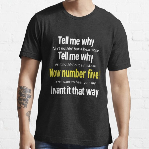 Now number five - Brooklyn 9 9 Essential T-Shirt