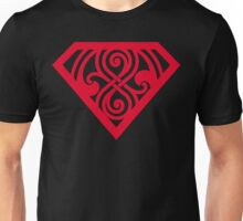 Last Son Of Gallifrey - Red Unisex T-Shirt