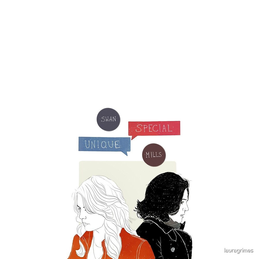 Swan Queen - Unique, maybe even special by lauragrimes