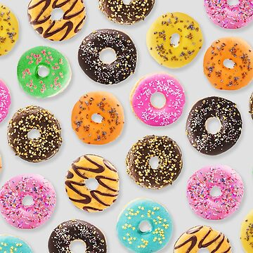 Donut Mania by mongolife
