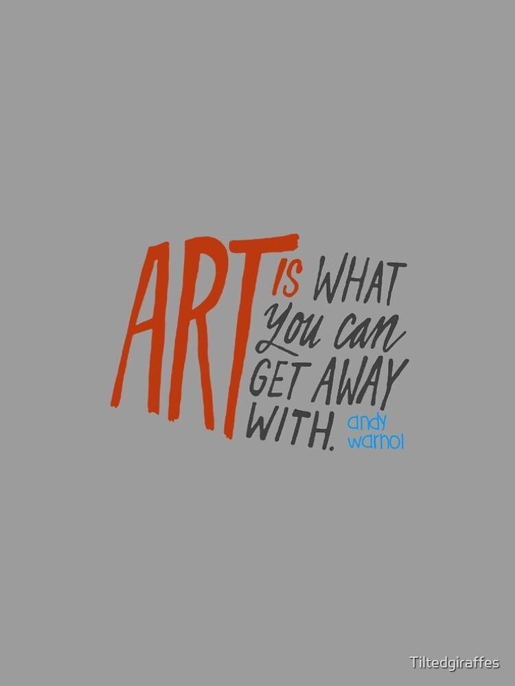 Art and Andy by Tiltedgiraffes