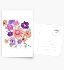 Blooms Blooms Blooms Postcards