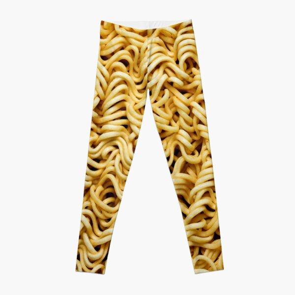 Ramen Mania - All Over Instant Noodle Leggings