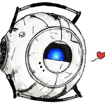 "'Say ""Apple""' - Wheatley  by tytoquetra"