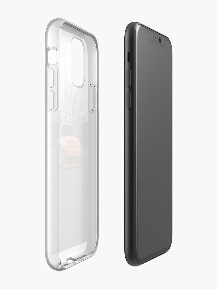 Coque iPhone «Widebody Nissan 350z», par pilla-auto
